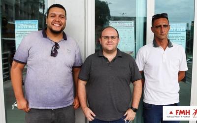 FEDERAÇÃO MINEIRA DE HANDEBOL TEM NOVO PRESIDENTE