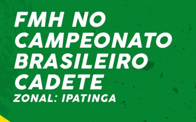 IPATINGA REALIZA ZONAL DO CAMPEONATO BRASILEIRO CADETE MASCULINO E FEMININO 2021