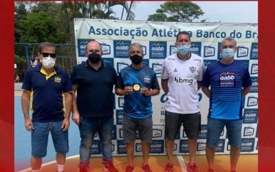 ASSOCIAÇÃO ATLÉTICA BANCO DO BRASIL DA PAMPULHA DE BELO HORIZONTE PROMOVE CAMPEONATO INTERNO DE HANDEBOL