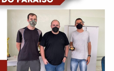 FEDERAÇÃO MINEIRA DE HANDEBOL VISITA SÃO SEBASTIÃO DO PARAÍSO